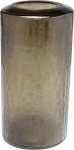 Vase Jute Grün 40cm