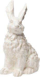 Deko Objekt Rabbit Weiß 47cm