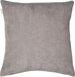 Esprit Kissenbezug Cord Hellgrau 45x45 cm (BxH) Polyester