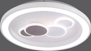 home24 LED-Deckenleuchte Eliza