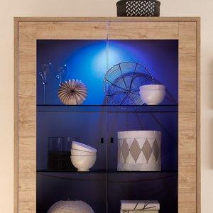 home24 RGB-LED-Spotbeleuchtung Palma