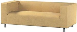 Klippan 2-Sitzer Sofabezug, beige, Sofahusse, Klippan 2-Sitzer, Living (160-93)