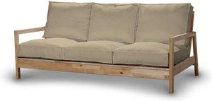 Lillberg 3-Sitzer Sofabezug, sandfarben, Sofahusse, Lillberg 3-Sitzer, Living (160-82)