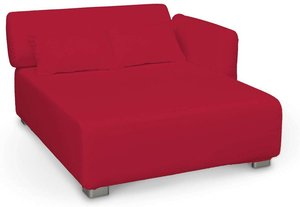 Mysinge Sesselbezug, rot, Bezug für Sessel Mysinge, Cotton Panama (702-04)