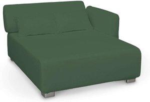 Mysinge Sesselbezug, waldgrün, Bezug für Sessel Mysinge, Cotton Panama (702-06)