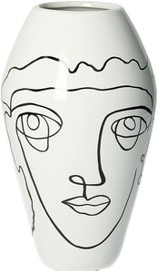 Vase Line 22cm, ⌀13 x 22  cm