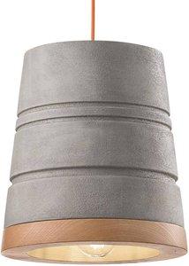 Nordische Keramik-Hängelampe C1786 zement