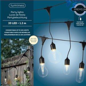 LED-Lichterkette 490150 4 Lampenformen