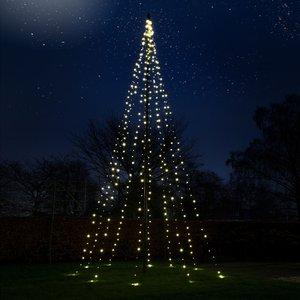 LED-Weihnachtsbaum ohne Mast, 360 LEDs 600cm