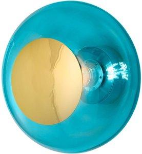 EBB & FLOW Horizon Fassung gold/meeresblau Ø 21 cm