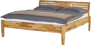 Massivholz-Bettgestell  Timber
