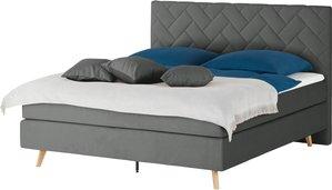 SKAGEN BEDS Boxspringbett  Weave